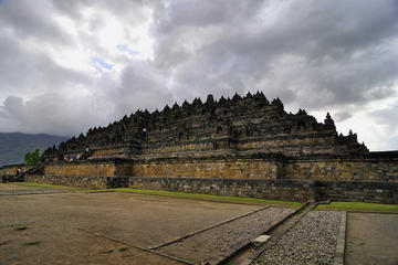 Half Day Borobudur by Bike