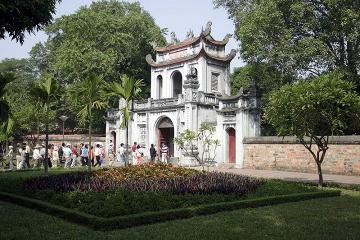 Half Day Cycling Tour of Historic Hanoi