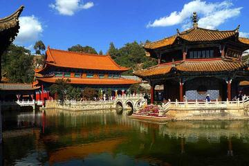 Half-Day Private Tour: Kuming Yuantong Temple and the Western Hill