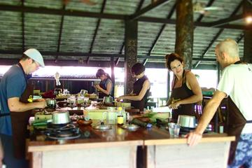 Half Day Thai Cooking Class at Pantawan