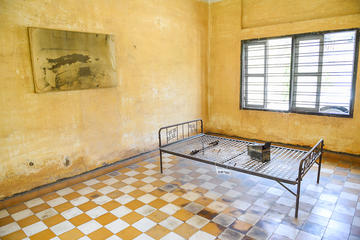 Half-Day Tuol Sleng Museum and Cheung...
