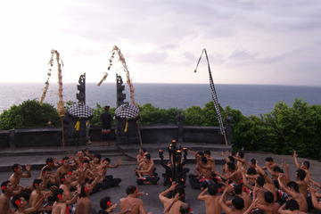 Half Day Uluwatu Sunset with Kecak Dance