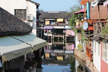 Half Day Zhujiajiao Water Village