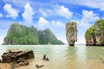 James Bond Island from Krabi