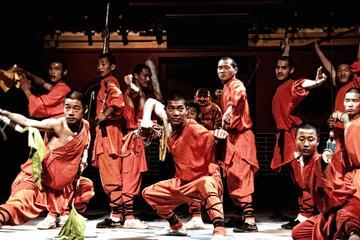 Kung Fu Show in Beijing