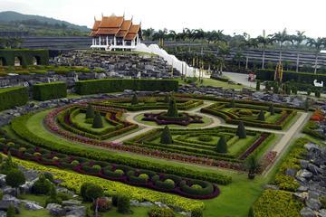 Nong Nooch Village Tropical Garden Tour with Show