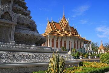 Phnom Penh Private Half-Day City Tour