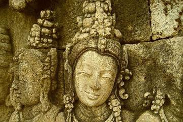 Privétour van de tempels Borobudur, Pawon en Mendut