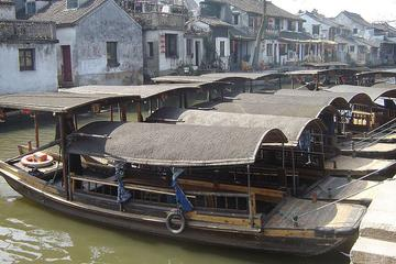 Private Day Tour: Water Towns Xitang and Wuzhen from Shanghai