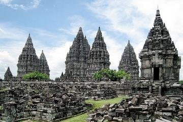 Private Führung durch den Prambanan-Tempel ab Yogyakarta
