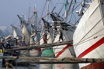 Private halbtägige Tour durch Jakarta: Nationalmuseum und alter Hafen