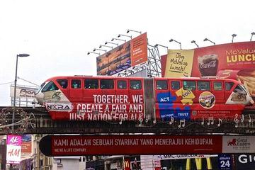 Private halbtägige Tour durch Kuala Lumpur