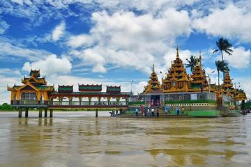 Private Half-Day Syriam Tour from Yangon