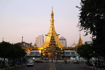 Private Half-Day Yangon Walking Tour