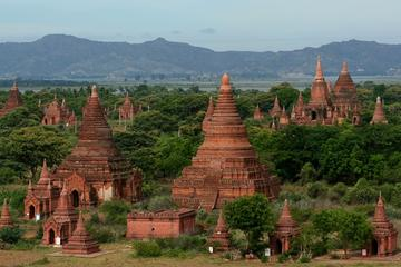 Private Tour: Bagan Temples with Lunch