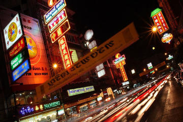 Private Tour: Bangkok at Night