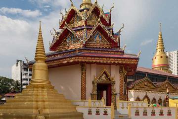 Private Tour: Penang City Explorer Tour