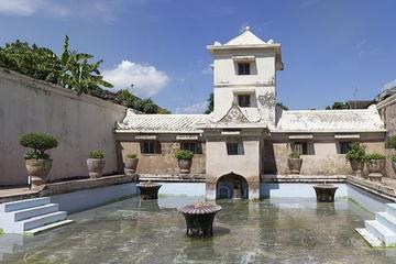 Tour privato di Yogyakarta: palazzo del sultano di Kraton, castello