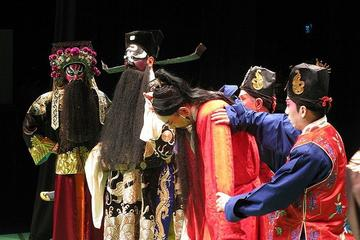 Traditional Peking Opera Show in Beijing
