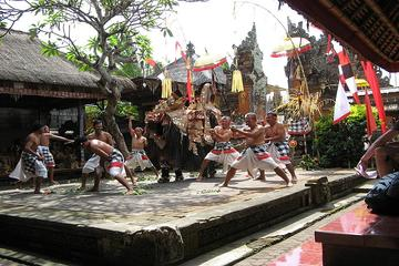 Une excursion d'une journée de Bali Barong spectacle de danse, Mas...