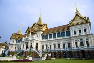 Visite d'une demi-journée sur les Klongs de Thonburi et au Grand...