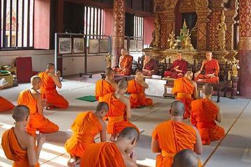 Visite privée: centre-ville et des temples de Chiang Mai