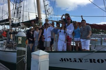 Key West Tall Ship and Crawl