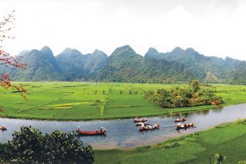 Escapada de un día a la pagoda del Perfume desde Hanói