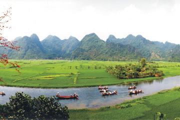 Excursión de un día a la pagoda del Perfume desde Hanói