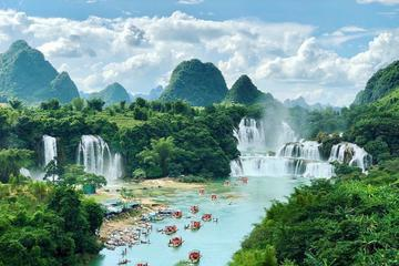 3-dagers Ban Gioc Waterfall og Ba Be...
