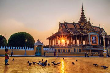 5-day Best of Cambodia: PhnomPenh - Siem Reap