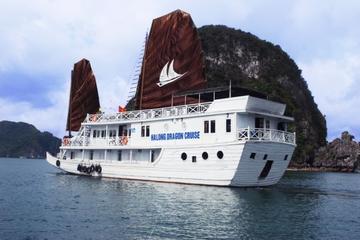 Excursión de 3 días de crucero a la Bahía de Halong y visita a la...