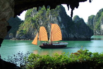 Halong-Bucht - Tagesausflug von Hanoi
