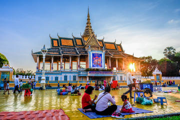 Phnom Penh - The Best City tour full day - Private tour