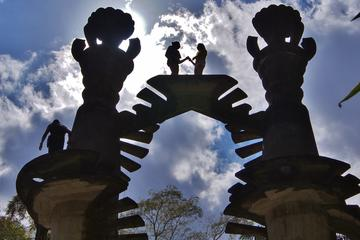 Xilitla Surrealistic Garden and Huahuas Abyss Tour