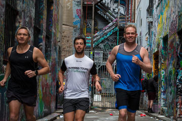 Melbourne Laneway Discovery Running Tour