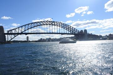 Sydney Harbour Sights Morning or Afternoon Running Tour