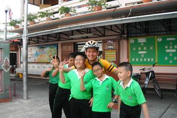 Small-Group Bike Tour of Bangkok