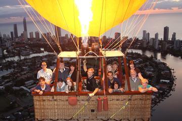 Express Gold Coast Hot Air Balloon Flight