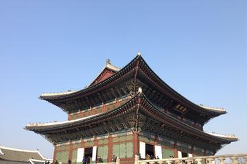Excursión a pie para grupos pequeños al Palacio de Gyeongbokgung y al...