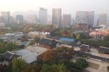 Histoire et culture de Séoul, comprenant une représentation de YOULL