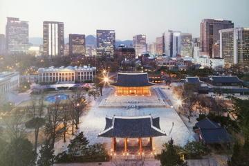 Recorrido a pie por la mañana: historia y cultura de Seúl