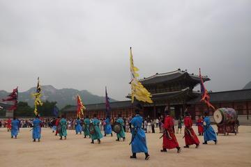 Visita a pie para grupos pequeños: el Palacio de Gyeongbokgung y el...
