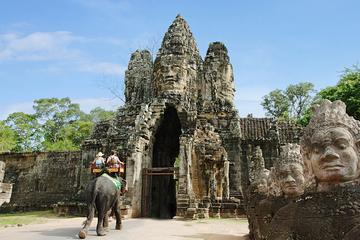 Private Angkor Temples Full-Day Tour from Siem Reap