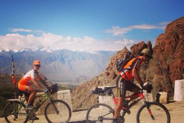 12-Day Mountain Bike Tour from Manali...