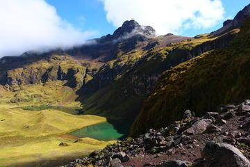 4 dias: trilha de Lares a Machu Picchu