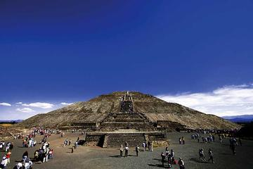 Excursão de dia inteiro em Teotihuacán saindo da Cidade do México
