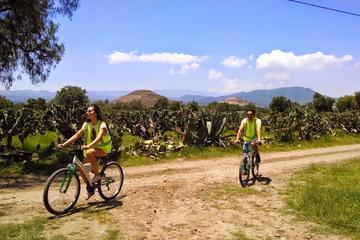 Recorrido en bicicleta por Teotihuacán