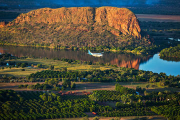 Bungle Bungle Scenic Flight Including Ground Tour of Argyle Diamond...
