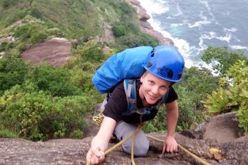 Aventure montagnarde au Pain de Sucre à Rio de Janeiro